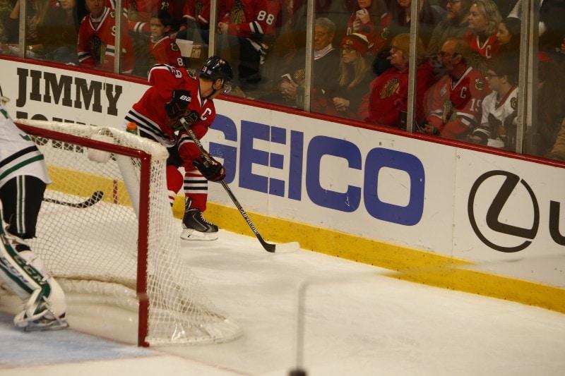 Professional Hockey sports sponsorship