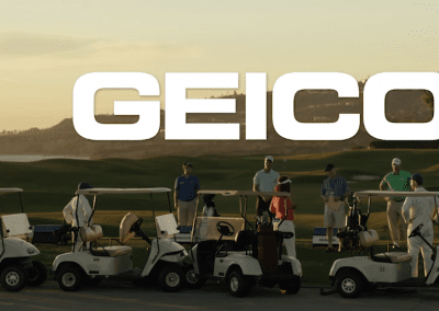 Golf - GEICO Caveman TV Commercial