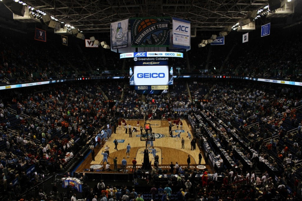 GEICO College Basketball Sponsorship
