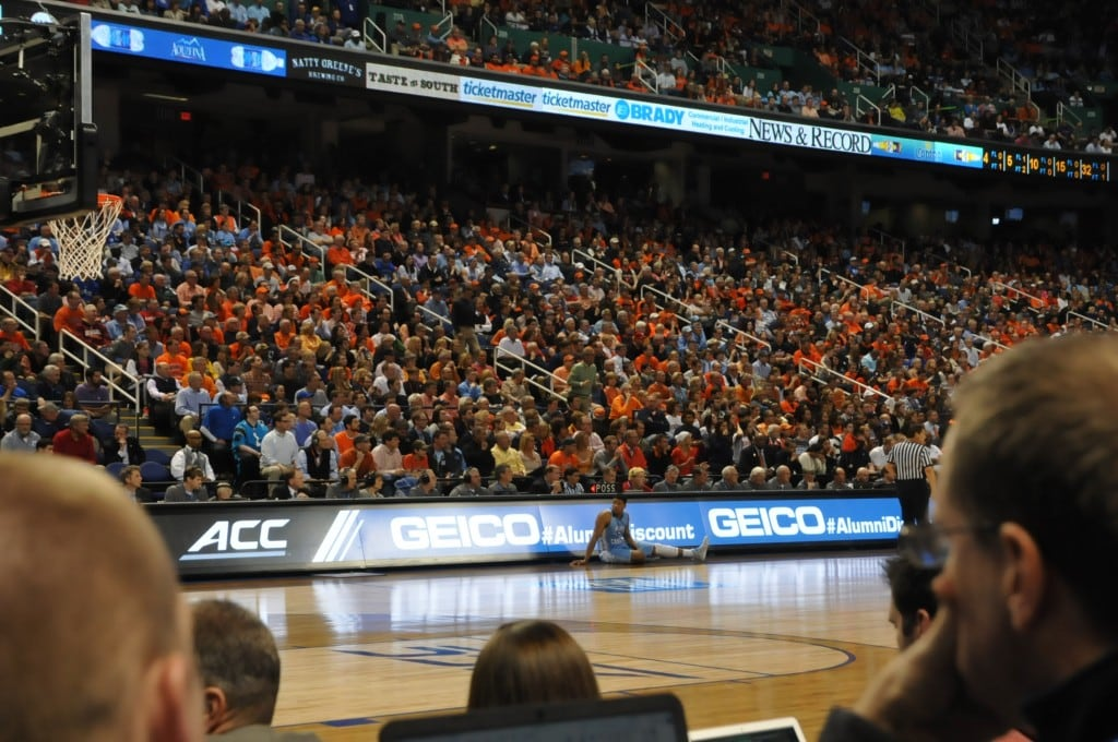 ACC College Basketball Tournament