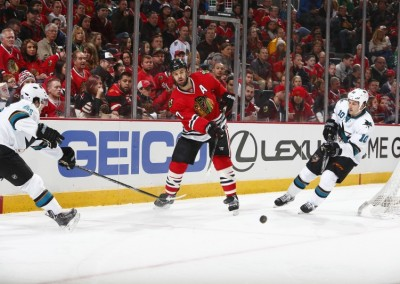 Chicago Blackhawks vs San Jose Sharks