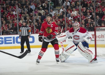 Chicago Blackhawks vs. Montreal Canadiens