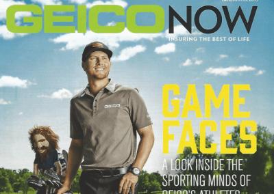 Chris Stroud Pro Golfer GEICO Sponsored