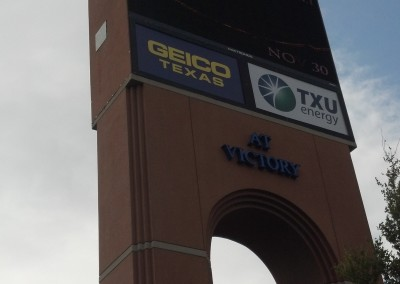 The American Airlines Center GEICO Sponsorship