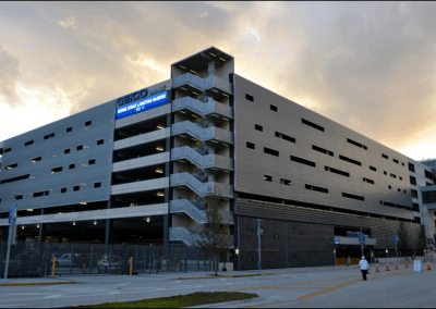 Geico Garage Orlando Magic