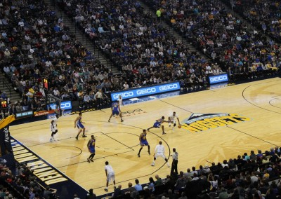 Denver Nuggets Pepsi Center