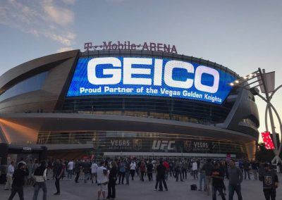 GEICO is a proud partner of the Vegas Golden Knights!