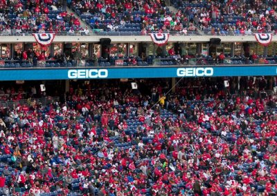 Phillies vs Miami Marlins, Nemours Opening Day