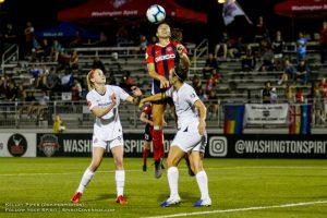 National Women's Soccer League NWSL Sponsorship Mills Marketing & Communications Agency Washington Spirit